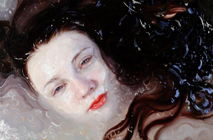 interview  photorealistic oil paintings capture intimate portraits of human vulnerability