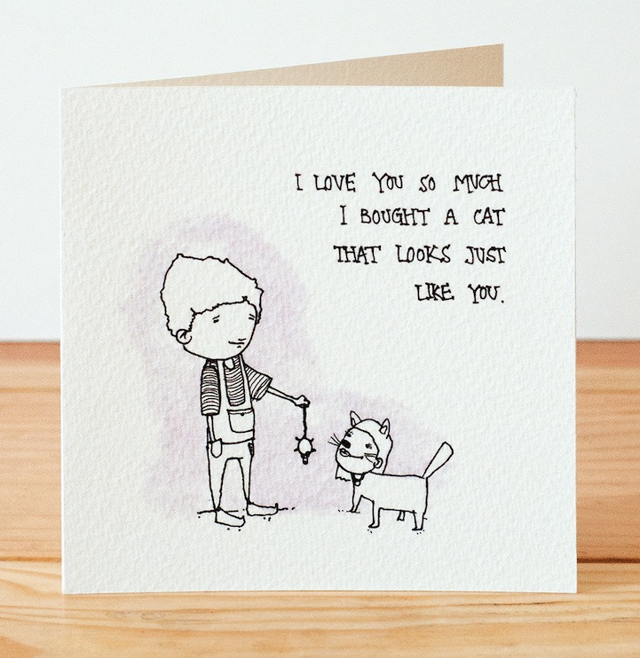 As Valentineu0027s Day Quickly Approaches, We Are Continuously Inundated With  Ideas For Sweet And Sappy Gifts And Cards To Express How Much We Love The  People ...