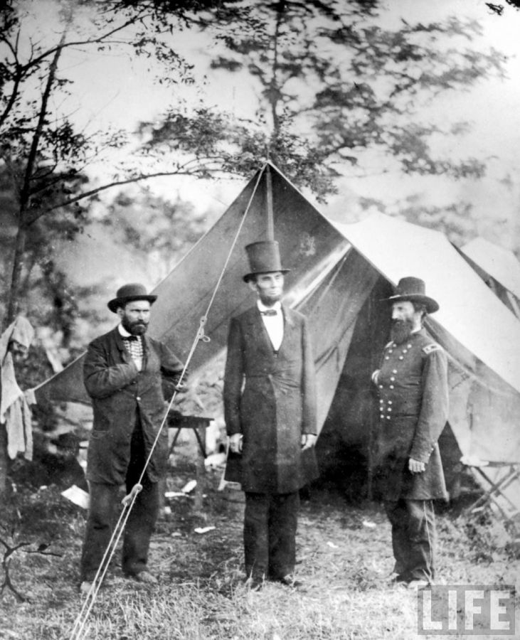 A Fascinating Look At American History: 1860-1971 (20 LIFE