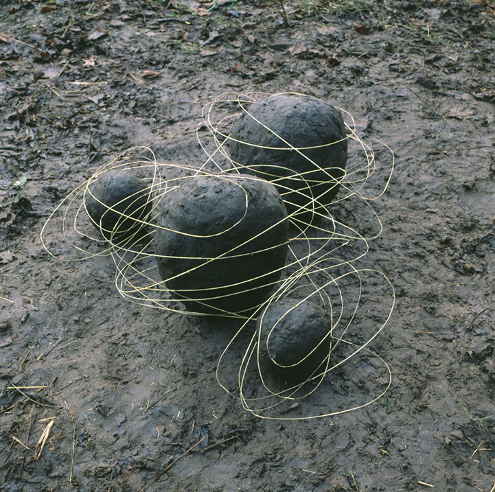 andy goldsworthy site-specific land art earthworks nature art installation