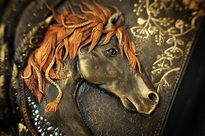 Book Cover Artist Jobs ~ Artist quits job to craft beautiful handmade fairy tale
