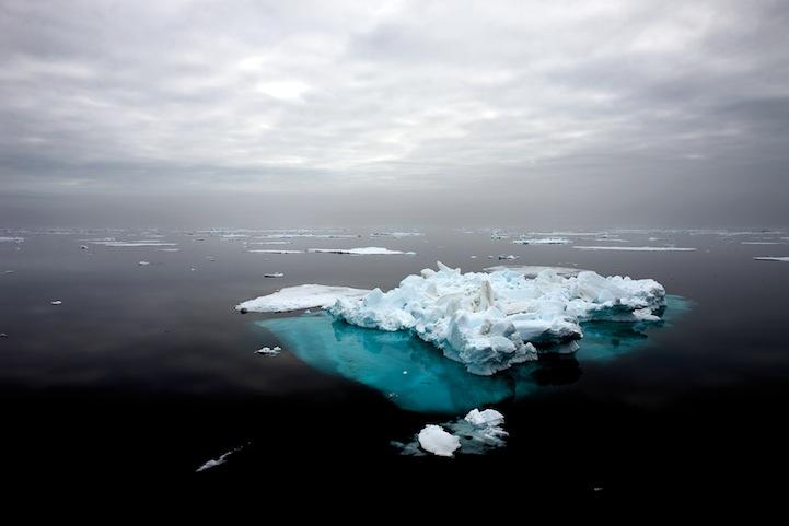 A Ten-Year Journey through Our Endangered Polar Regions Melting Away