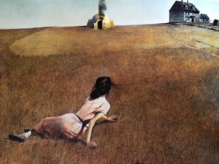 Famous Painting Of Woman Laying Down