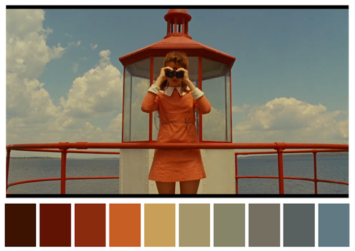 Visually Satisfying Project Shares The Color Palettes Of