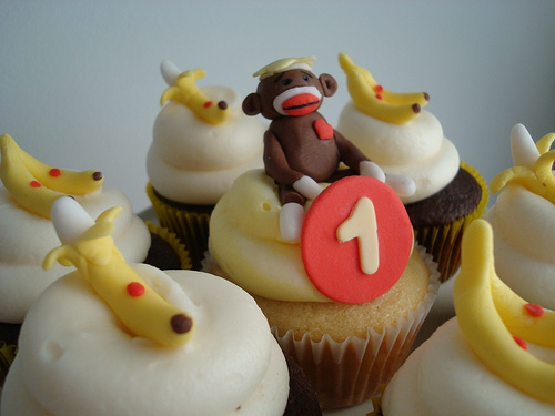20 Crazy Cool Cupcake Designs